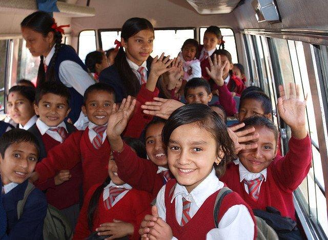 Niños, Nepal