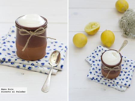 Mousse Rapida De Limon