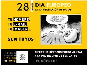 Día Europeo de la Protección de Datos 2009