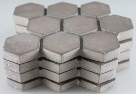 Cinco accesorios de hormigón para la cocina