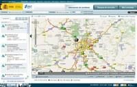 La DGT muestra el estado del tráfico de carreteras con Google Maps