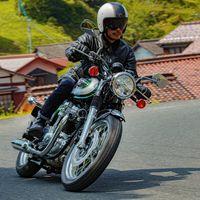 La nueva Kawasaki W800 se une a la familia de motos clásicas para el A2, desde 10.350 euros
