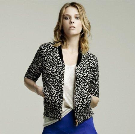 Estampado lookbook mayo de Zara