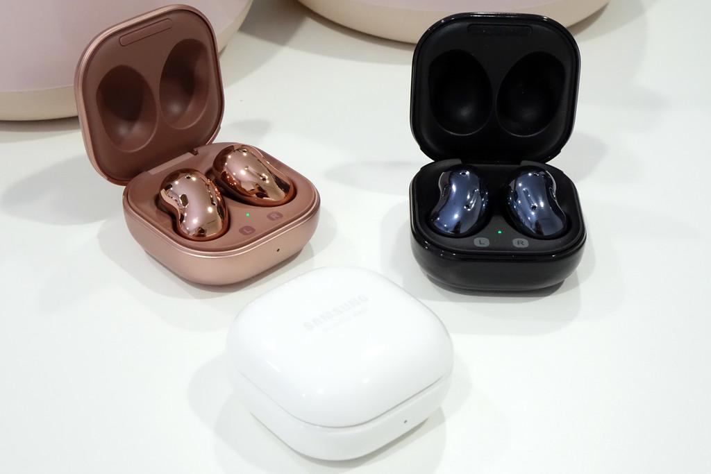 Samsung Galaxy Buds: los nuevos auriculares de Samsung llegan con cancelación de ruido activa y un diseño muy peculiar