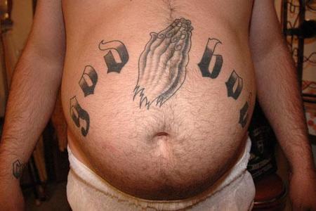 La grasa de la barriga no se convierte en músculo haciendo abdominales