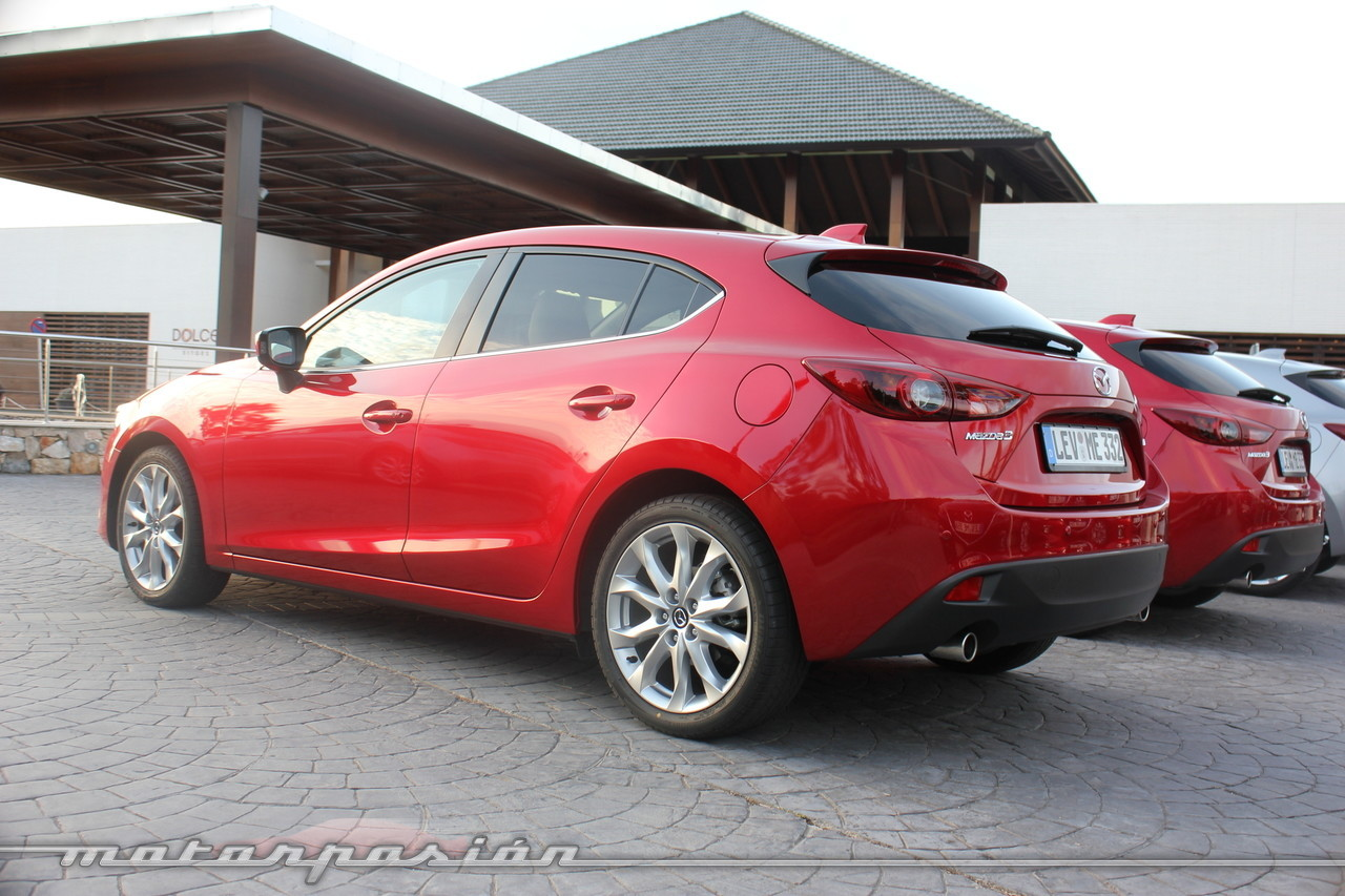 Foto de Mazda3 2013, presentación y prueba (8/61)