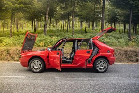 Lancia Delta HF Integrale Prueba 21
