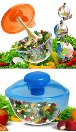 Un envase de lo más cool para llevar tu ensalada