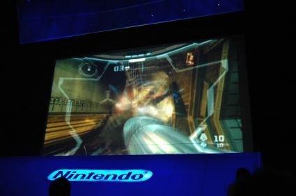 Metroid en la Wii