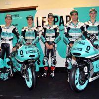 La ambiciosa formación de Leopard Racing oficializa su apuesta para Moto2 y Moto3