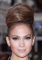El curioso moño de Jennifer Lopez