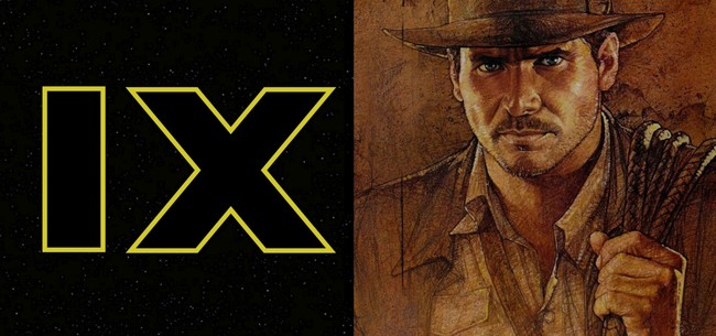 Star Wars 9 e Indiana Jones 5