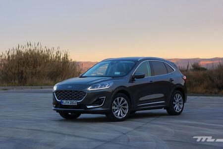 Ford Kuga Fhev 2021 Consumo