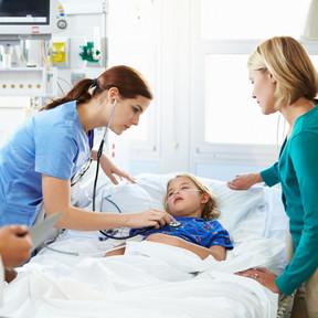 Día del niño hospitalizado: estos son sus derechos