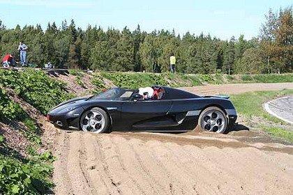 Para tener un Koenigsegg no sólo hace falta dinero