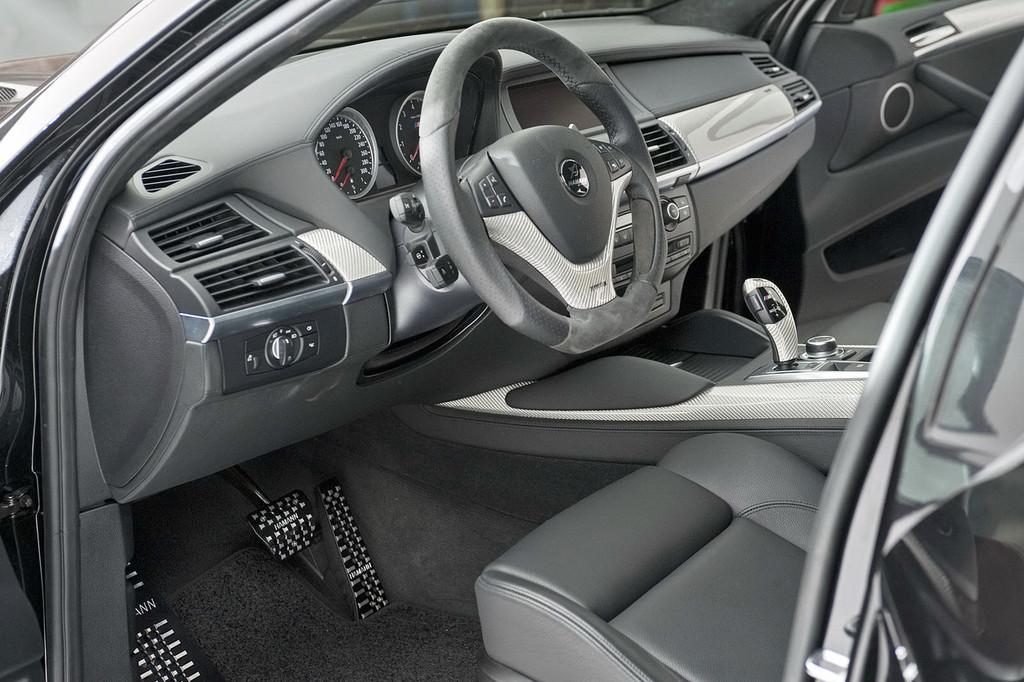 Foto de Hamann BMW X6 Tycoon EVO M (15/19)