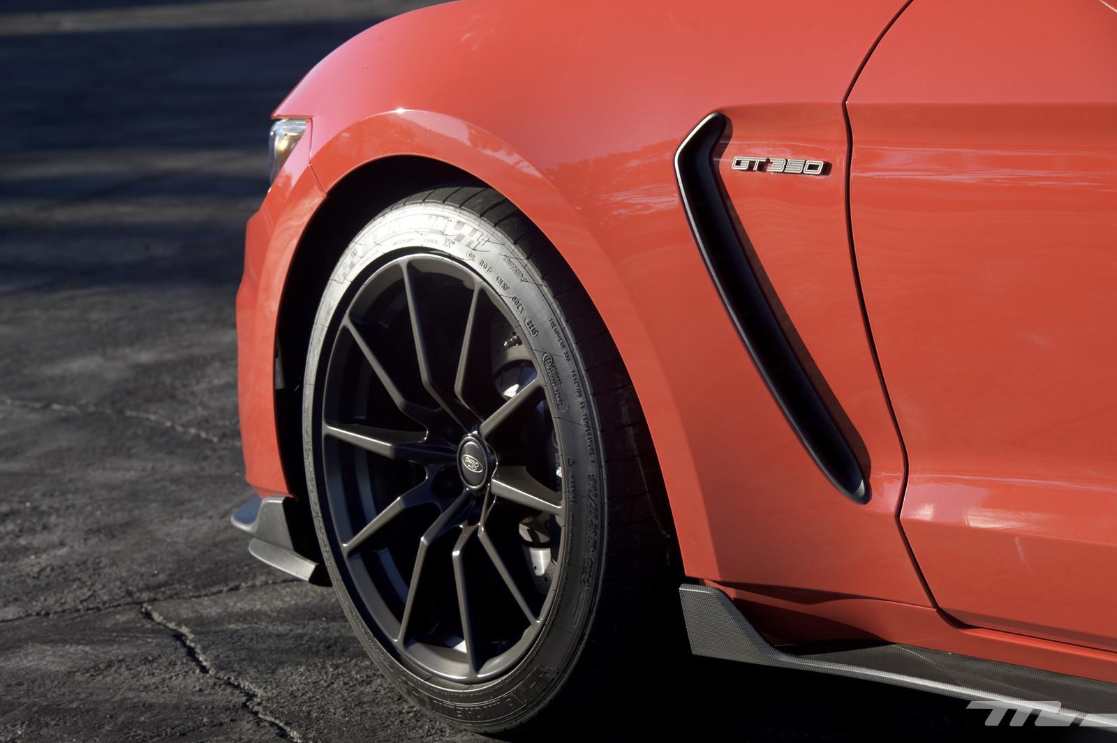 Foto de Ford Mustang Shelby GT350, prueba (23/40)
