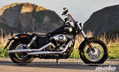 Motorpasión a dos ruedas: Harley Davidson DYNA Street Bob, inocentadas y el documental del TT