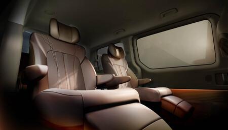 Hyundai Staria Premium Interior