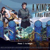 El beat'em up A Knight's Tale: Final Fantasy XV será gratuito a partir de marzo