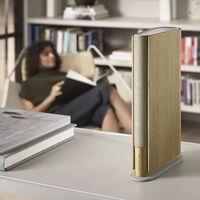 Beosound Emerge: parece un libro pero lo último de Bang & Olufsen es un altavoz con AirPlay, Chromecast y compatible con HomeKit