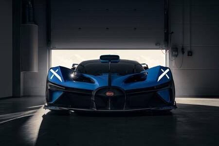Bugatti Bolide Hypercar Mas Bello 2