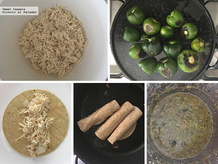 Tacos Dorados 2
