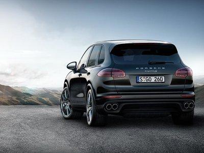 """Porsche Cayenne S y Cayenne S Diesel Platinum Edition, nuevos paquetes de equipamiento con un precio """"ajustado"""""""