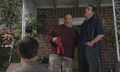 Trailer de 'I Now Pronounce You Chuck and Larry', con Adam Sandler