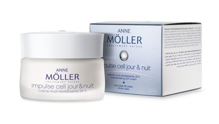 Anne Möller Impulse Cell Jour&Nuit: mi experiencia