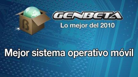 Lo mejor del 2010: mejor sistema operativo móvil
