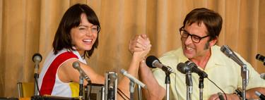 Emma Stone la mejor abanderada del feminismo en 'La batalla de los sexos'