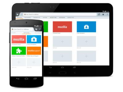 Firefox se actualiza, recibe su versión 44