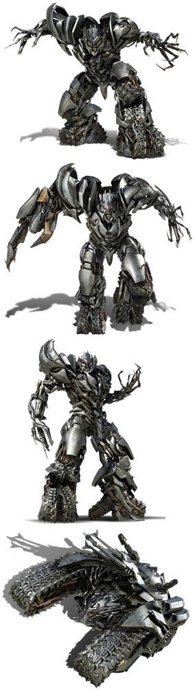 Foto de 'Transformers: Revenge of the Fallen', fotos de los Transformers (3/10)