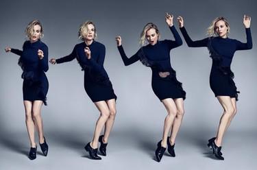 Diane Kruger es su propia estilista, el verdadero estilo sin imitaciones