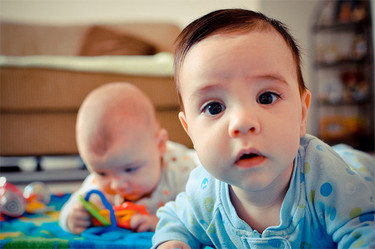 Juegos con tu bebé (de 6 a 12 meses): necesita tu tiempo