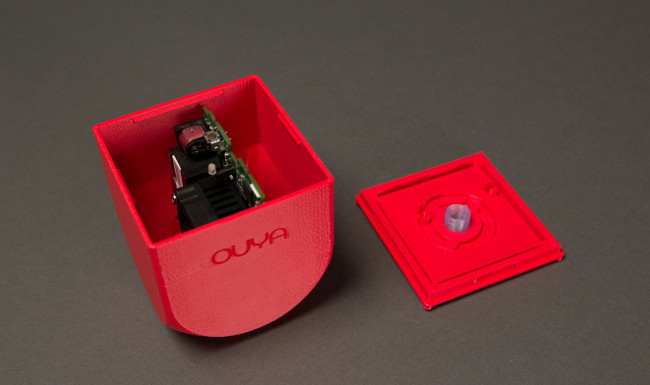 ouya makerbot