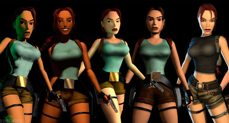 Lara Evolution