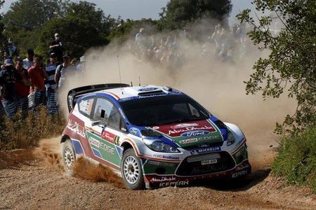 Rally de Portugal 2011: Las estrategias sitúan a Jari-Matti Latvala líder