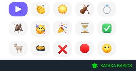 Cómo usar los fonoticonos de Facebook Messenger los emojis sonoros