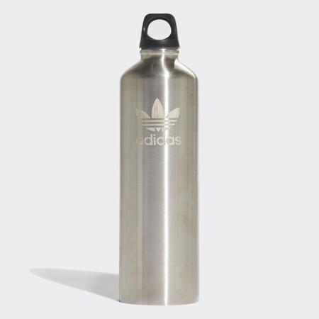 Botella Plateada Adidas