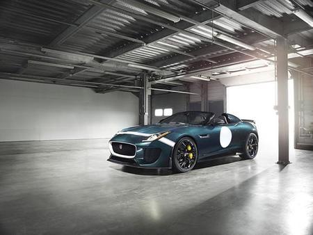 Jaguar F-Type Project 7 será producido en cantidades limitadas