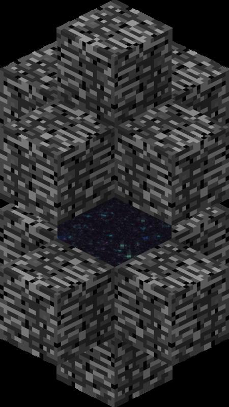 Portal Al End Minecraft