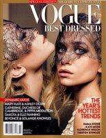 El mundo se acerca a su fin: las Olsen pueden salir elegidas como las mejores vestidas por la Vogue