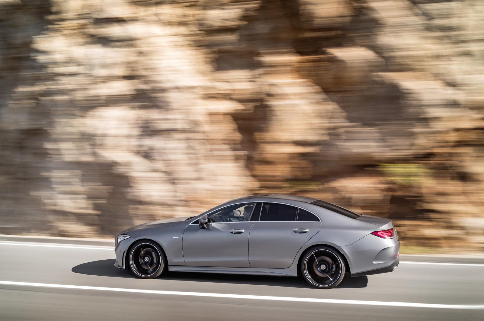 Foto de Mercedes-Benz CLS Coupé 2018 (32/56)