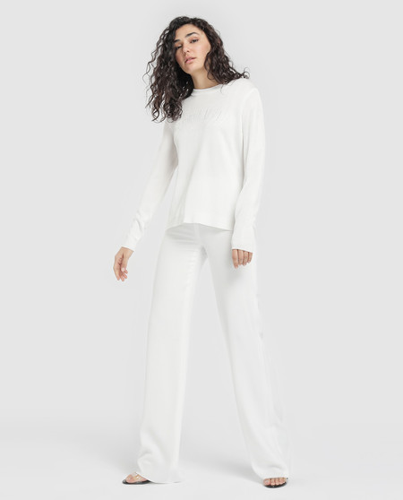 Jersey Punto Blanco