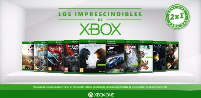 Imprescindibles Xbox One
