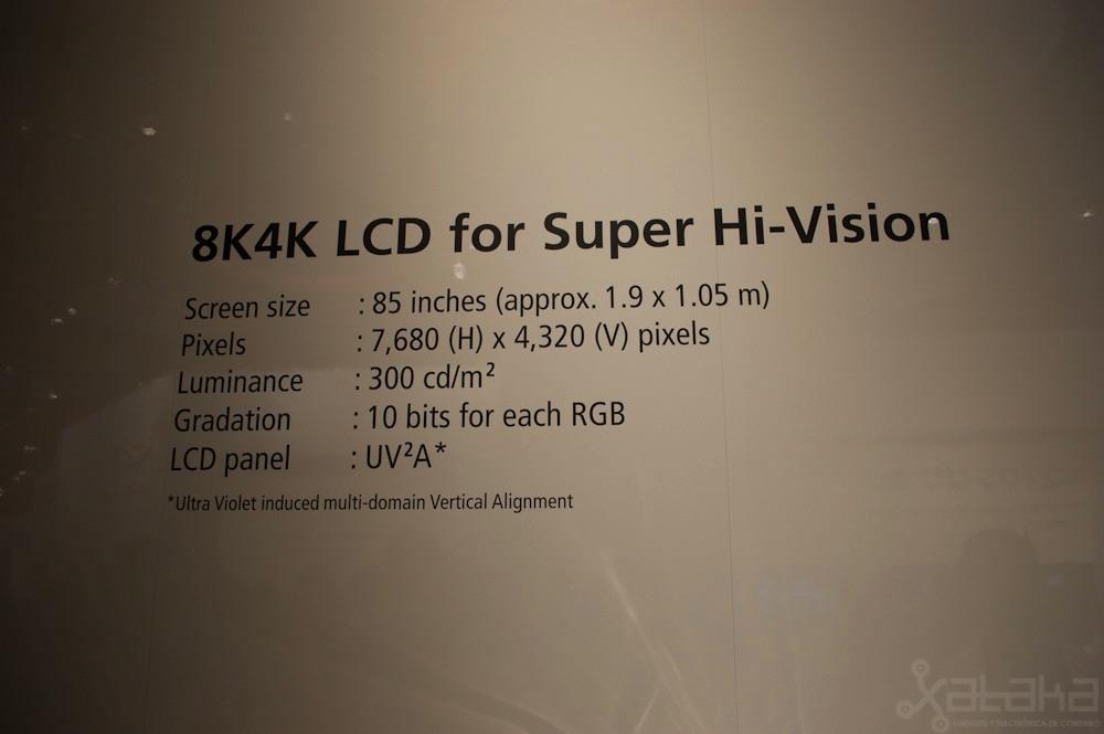 Sharp 8K4K