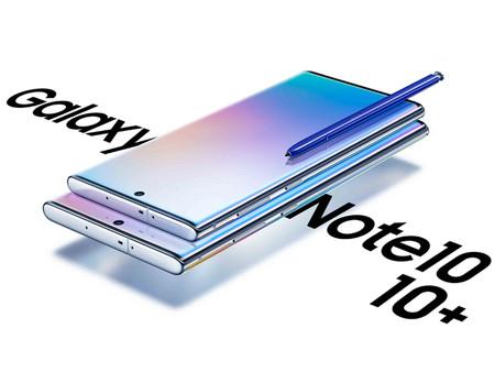 Samsung Galaxy Note 10 y Note 10+: el trono de la gama alta ya no tiene uno, sino dos potentes contendientes