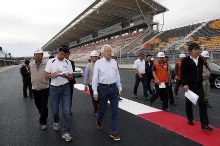 Habrá Gran Premio de Corea esta temporada